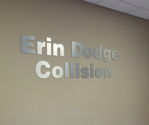 Erin Dodge Collision